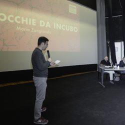 ABANO TERME (PD) 23-03-2019 Cinema Marconi. Detour Festival. Detour Pitch 2019. Mario Zangrando.