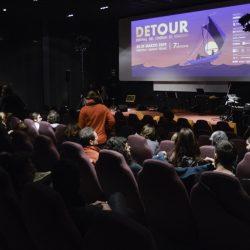 PADOVA 27-03-2019 Cinema portoAstra. Detour Festival.