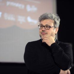 PADOVA 28/03/2019 Cinema PortoAstra. Festival Detour.Marco SegatoO presenta il film My Home, In Libya di  Martina Melilli .