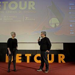 PADOVA 28/03/2019 Cinema PortoAstra. Festival Detour. Martina Melilli presenta il suo film My Home, In Libya.