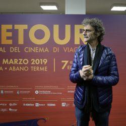 PADOVA 29/03/2019 Spazio Detour. Festival Detour. Silvio Soldini