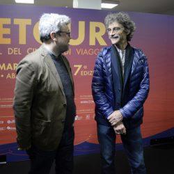 PADOVA 29/03/2019 Spazio Detour. Festival Detour. Marco Segato con Silvio Soldini