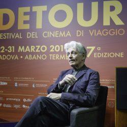 PADOVA 31-03-2019 Spazio Detour. Detour Festival 2019. Fabrizio Bentivoglio.